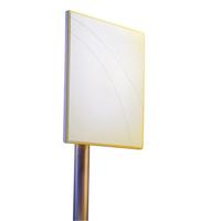 23 dBi Panel Antenna - St-N Female - 5.725 - 5.875 GHz