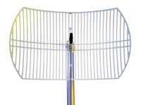 24 dBi Directional Antenna (Parabolic Grid) - St-N Female
